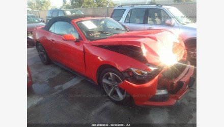 2015 Ford Mustang Convertible for sale 101220789