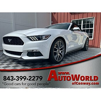 2015 Ford Mustang Convertible for sale 101222971