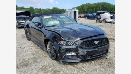 2015 Ford Mustang Convertible for sale 101223799