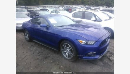 2015 Ford Mustang Coupe for sale 101223917