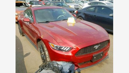 2015 Ford Mustang Coupe for sale 101225794