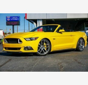 2015 Ford Mustang GT Convertible for sale 101226523