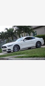 2015 Ford Mustang 50 Years Coupe for sale 101299930