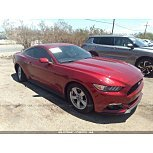 2015 Ford Mustang Coupe for sale 101600129
