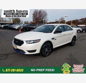 2015 Ford Taurus SHO AWD for sale 101239277