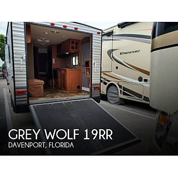 2015 Forest River Grey Wolf for sale 300235909