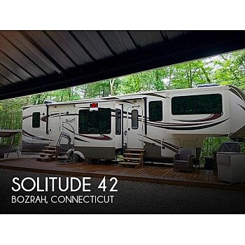 2015 Grand Design Solitude for sale 300195360