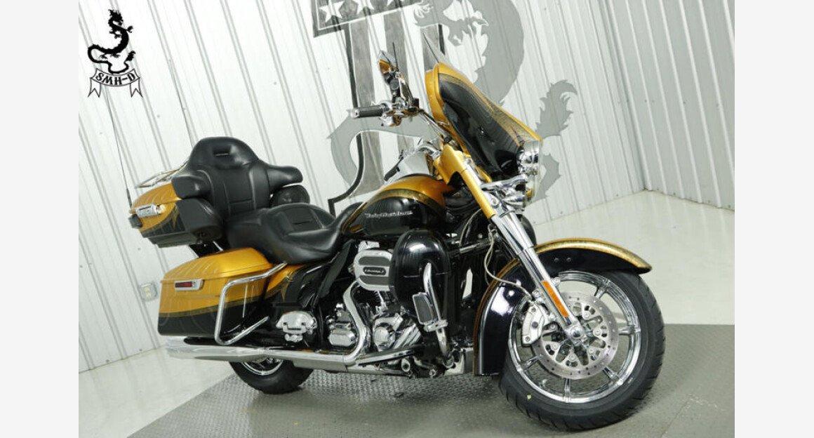 2015 Harley-Davidson CVO for sale 200660608
