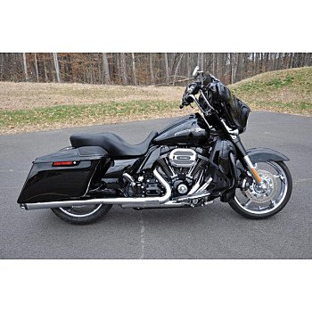 2015 Harley-Davidson CVO for sale 200704053