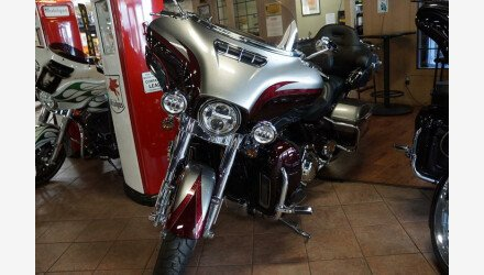 2015 Harley-Davidson CVO for sale 200617650