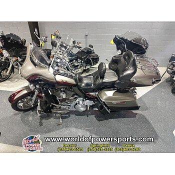 2015 Harley-Davidson CVO for sale 200637634