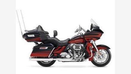 2015 Harley-Davidson CVO for sale 200701500
