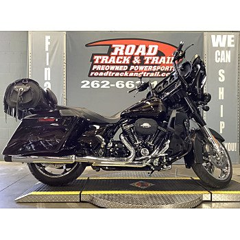 2015 Harley-Davidson CVO for sale 200766566