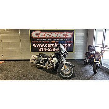 2015 Harley-Davidson CVO for sale 200796885