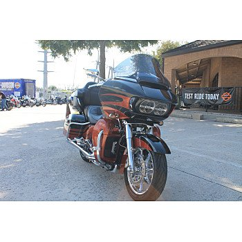 2015 Harley-Davidson CVO for sale 200800369