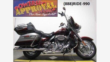 2015 Harley-Davidson CVO for sale 200839294