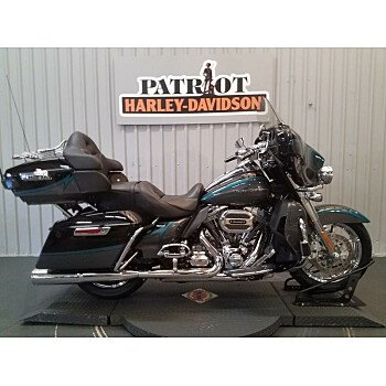 2015 Harley-Davidson CVO for sale 200840907