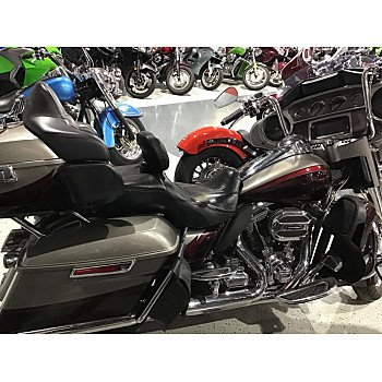 2015 Harley-Davidson CVO for sale 200848961