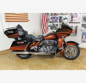 2015 Harley-Davidson CVO for sale 201005402