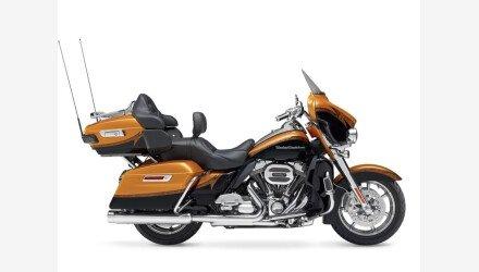 2015 Harley-Davidson CVO for sale 201005876