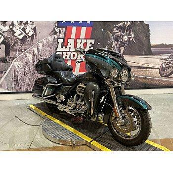 2015 Harley-Davidson CVO for sale 201048186