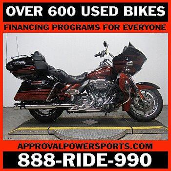 2015 Harley-Davidson CVO for sale 201158009