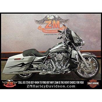 2015 Harley-Davidson CVO for sale 201159639