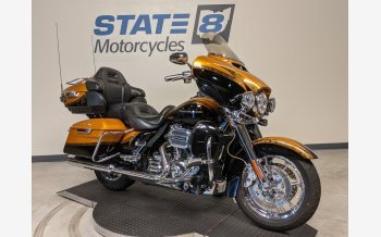 2015 Harley-Davidson CVO for sale 201177664