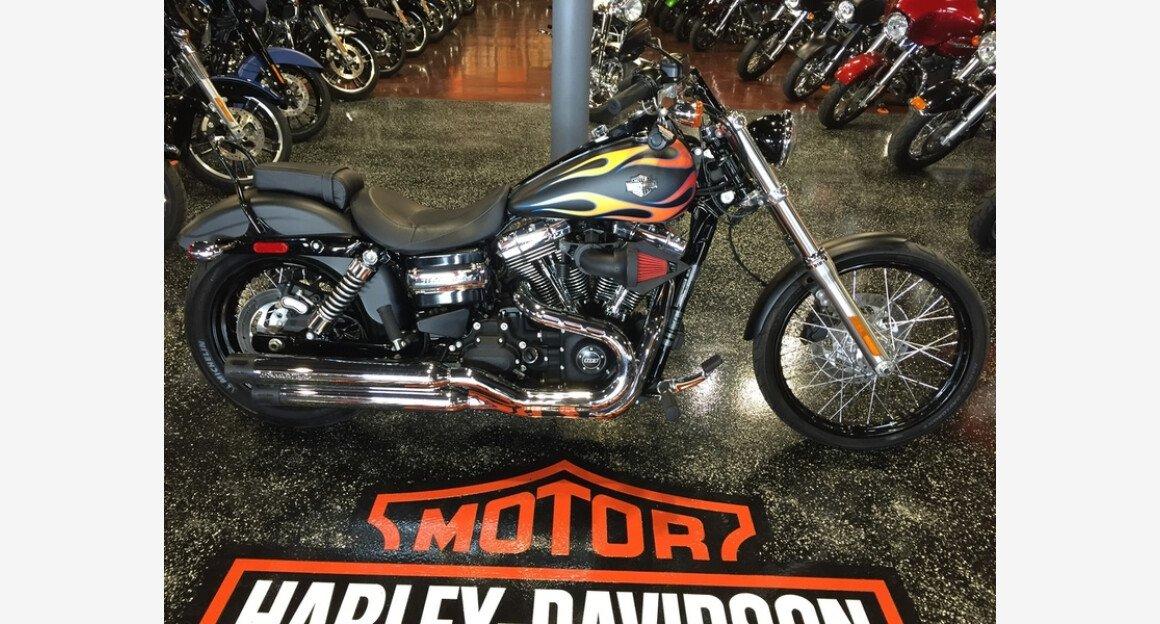 2015 Harley-Davidson Dyna for sale 200551497