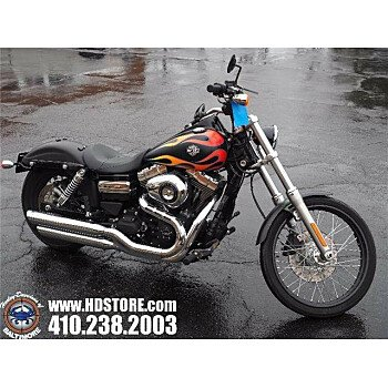 2015 Harley-Davidson Dyna for sale 200696526