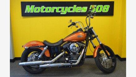 2015 Harley-Davidson Dyna for sale 200875266