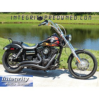 2015 Harley-Davidson Dyna for sale 200930225