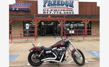 2015 Harley-Davidson Dyna for sale 201007228