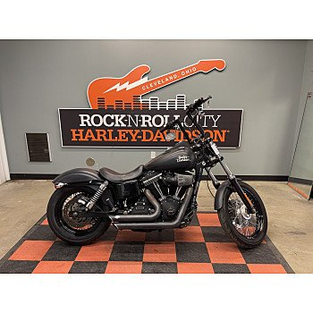 2015 Harley-Davidson Dyna for sale 201075421