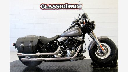 2015 Harley-Davidson Softail 103 Slim for sale 200633961