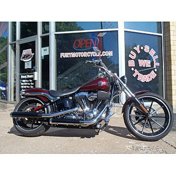 2015 Harley-Davidson Softail for sale 200795267