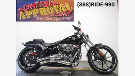 2015 Harley-Davidson Softail for sale 200806035