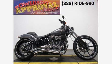 2015 Harley-Davidson Softail for sale 200812795