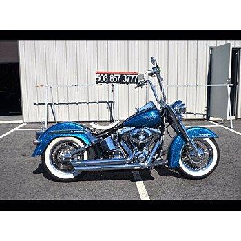 2015 Harley-Davidson Softail for sale 201160084