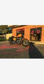 2015 Harley-Davidson Sportster for sale 201001336