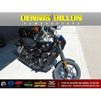 2015 Harley-Davidson Street 500 for sale 200652658