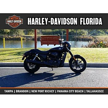2015 Harley-Davidson Street 500 for sale 200699769