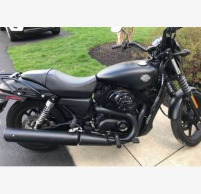 2015 Harley-Davidson Street 500 Motorcycles for Sale
