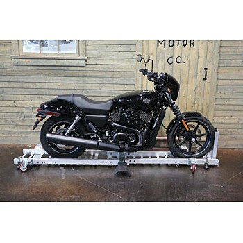 2015 Harley-Davidson Street 750 for sale 200635418