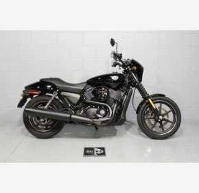 2015 Harley-Davidson Street 750 for sale 200633422