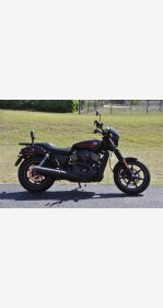 2015 Harley-Davidson Street 750 for sale 200781656