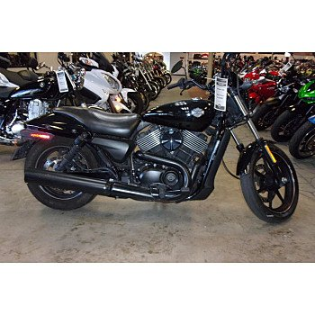 2015 Harley-Davidson Street 750 for sale 200788891
