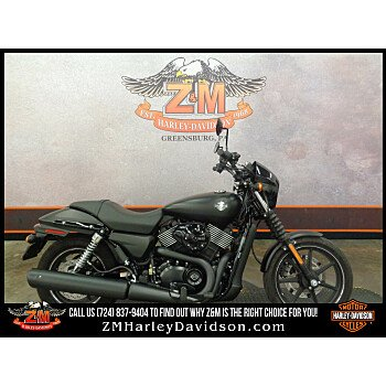 2015 Harley-Davidson Street 750 for sale 200789181