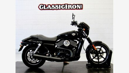 2015 Harley-Davidson Street 750 for sale 200807142