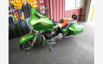 2015 Harley-Davidson Touring for sale 200404194